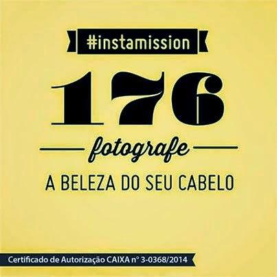 """CConcurso Unilever Brasil #instamission176 - """"A Beleza do seu Cabelo"""""""