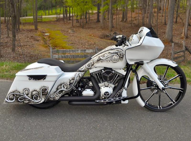 Motorcycle Custom Harley Baggers 800 x 593 · 144 kB · jpeg