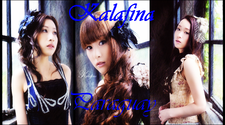 Kalafina カラフィナ Paraguay
