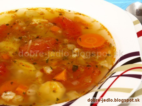 Vidiecka polievka - recepty