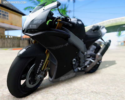 GTA SA - Aprilia RSV-4 Black Edition