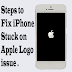 IPHONE STUCK ON APPLE LOGO – STEPS TO FIX 2016