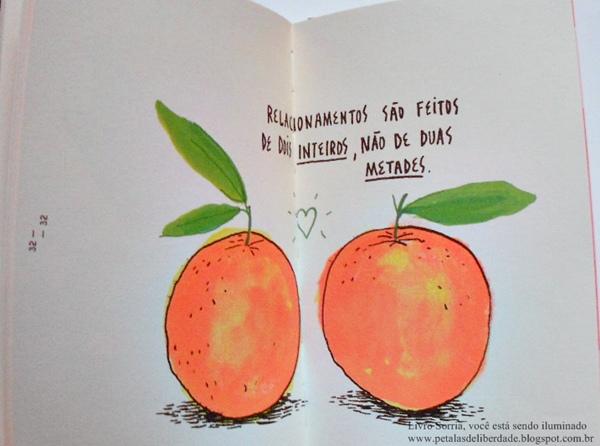 Resenha, livro, Sorria, você está sendo iluminado!, Felipe Guga, Galera Record, ilustrações, instagram, ofelipeguga, comprar, opinião, metade da laranja