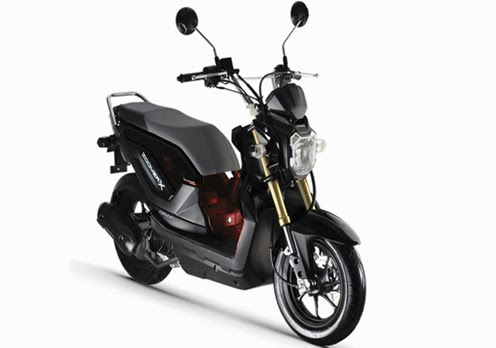 New Honda Zoomer-X 2014 Specifications