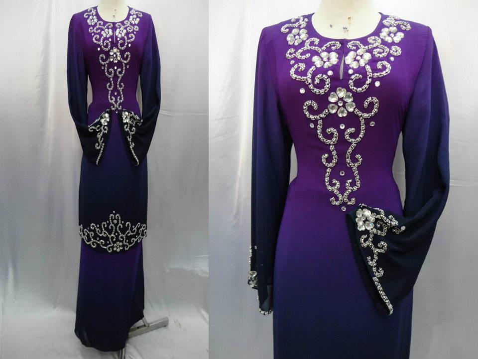 Butik Ariadna: Baju Kurung Moden Terbaru Raya Collection.- June 2012
