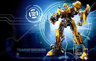 Bumblebee Transformers Wallpaper HD