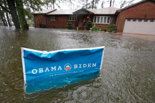 Hurricane Sandy will have a lasting effect on the election
