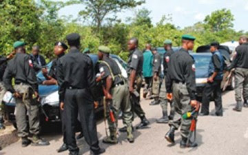 Mob Beat Policeman To Death