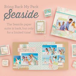 Bring Back My Pack - Seaside