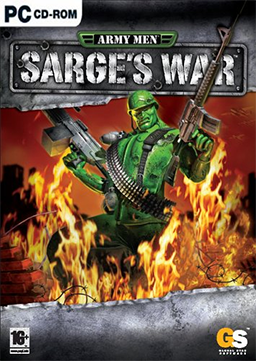 Download Game Army Men: Sarge's War img