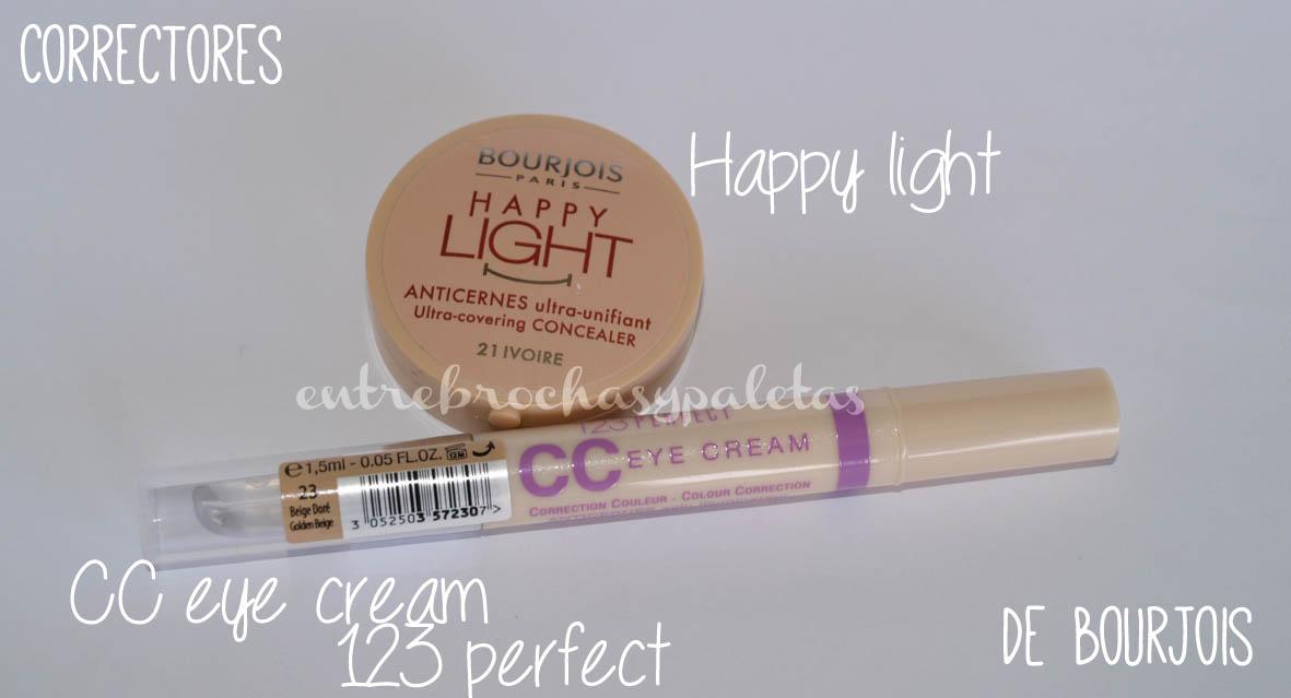 cc eye cream Bourjois