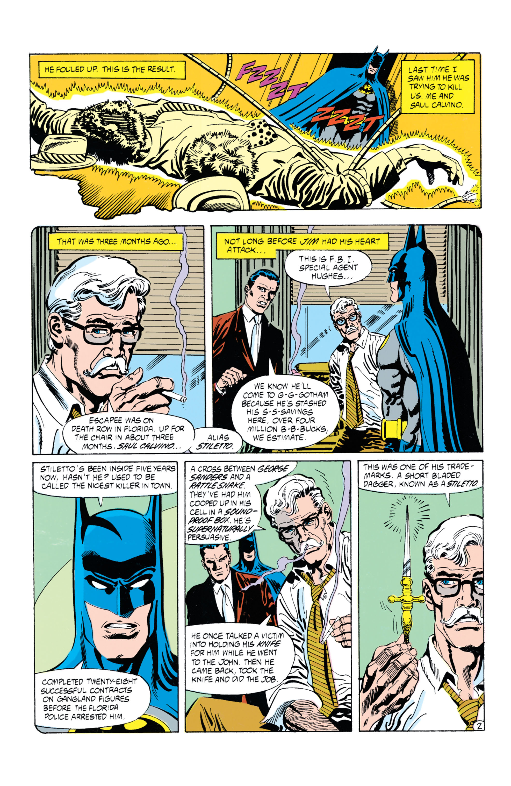 Detective Comics (1937) Issue #630 Page 3