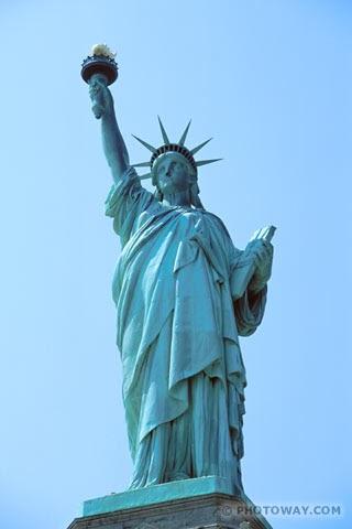 TODAY FOR TOMORROW: A propos de la statue de la Liberté ...