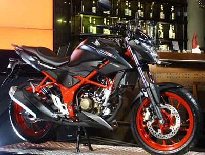 Honda CB150R Streetfire Special Edition