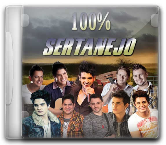 CD 100% Sertanejo (2012)