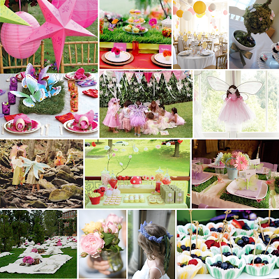 The TomKat Studio: {Party Planning} Fairy Garden Inspiration