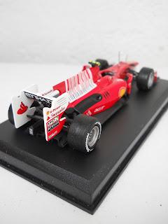 colección Altaya Ferrari F1