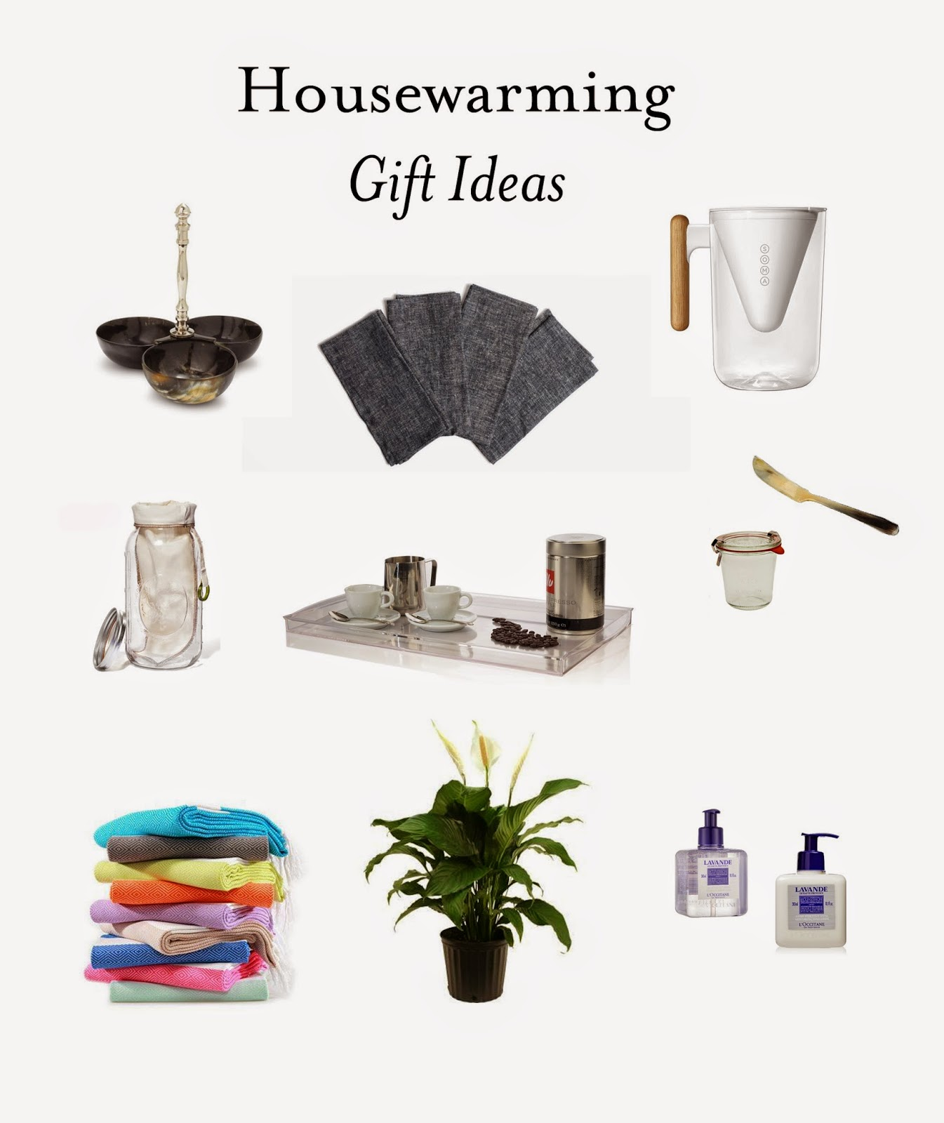 MakingMe Housewarming Gift Ideas