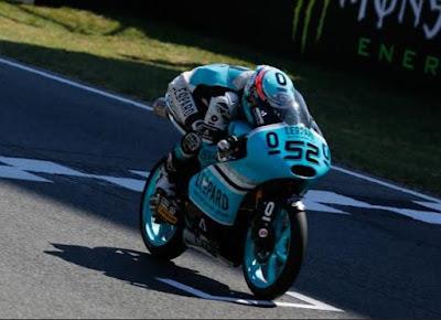 Klasemen Sementara Moto3 Usai GP Catalunya, Spanyol 2015