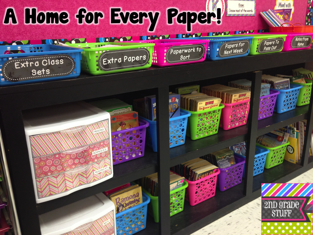http://2ndgradestuff.blogspot.com/2014/03/avoid-stacks-of-papers-organize.html