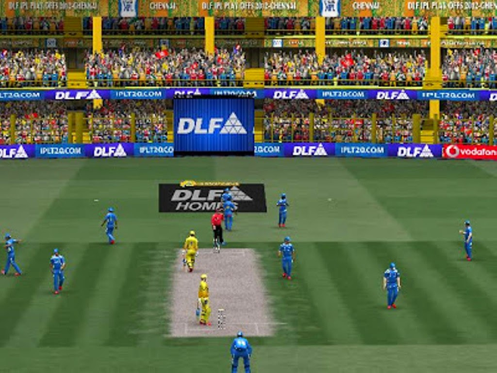 dlf ipl 5 cricket game free download