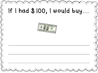 If I had a million dollar - ESL worksheets