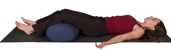 The Sticky Mat Restorative Gasp Yoga
