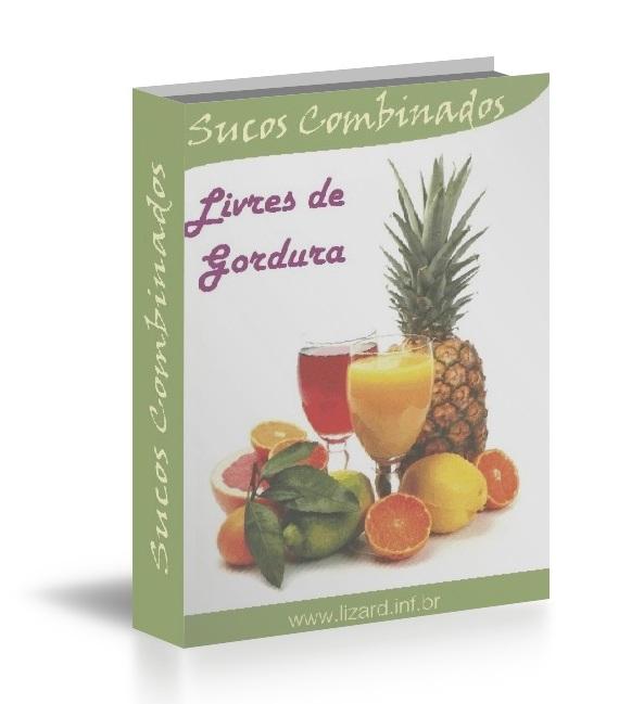 Sucos Combinado - Livres de Gordura