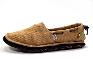 Bob Marley Shoes: Kingston Shoe Sand Hemp