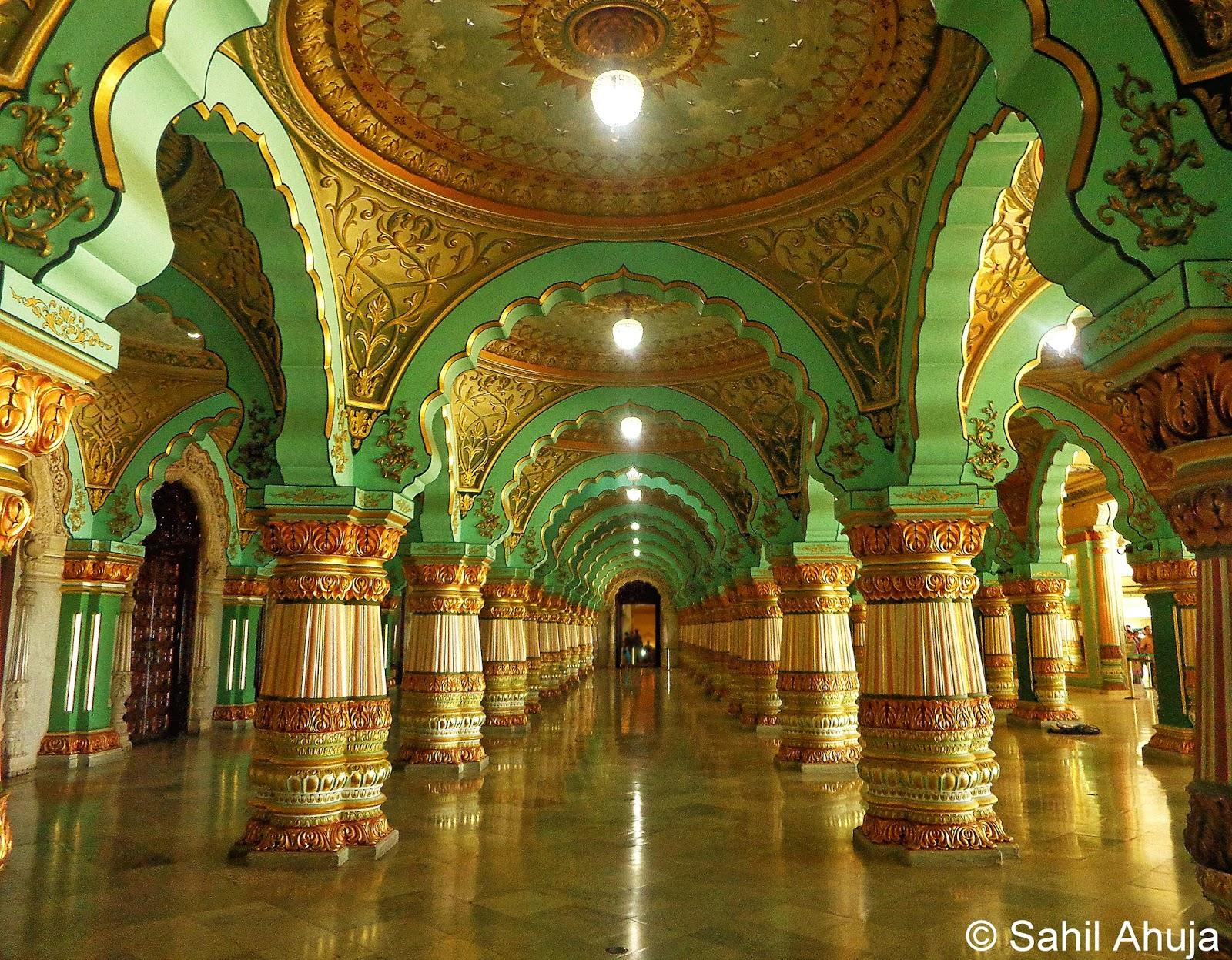 pixelated memories mysore palace mysore