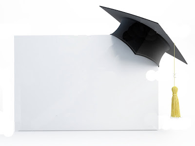 Free Download 2012 Graduation PowerPoint Background 1