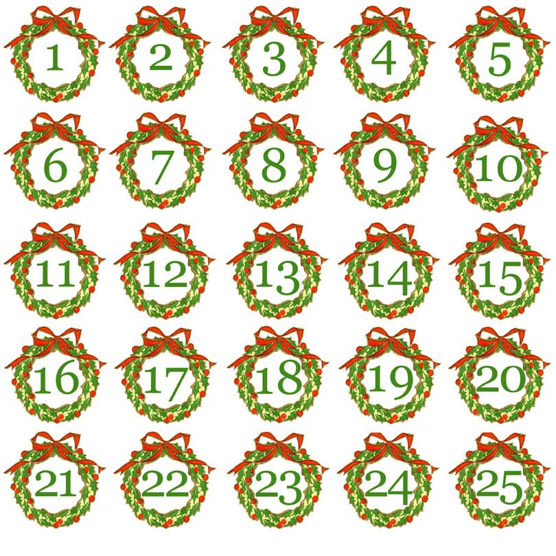 Melissa Moss Art: Advent Calendar of Holiday Deals