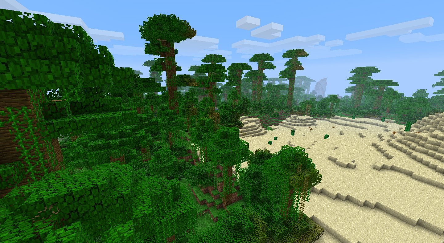 Xbox Minecraft Seeds Mountains