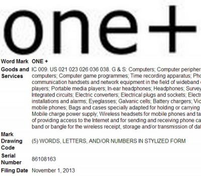 HTC Tersandung Merk Dagang One Plus