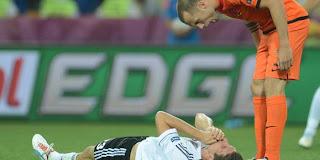 Analisis Hitung-hitungan Grup B Euro 2012