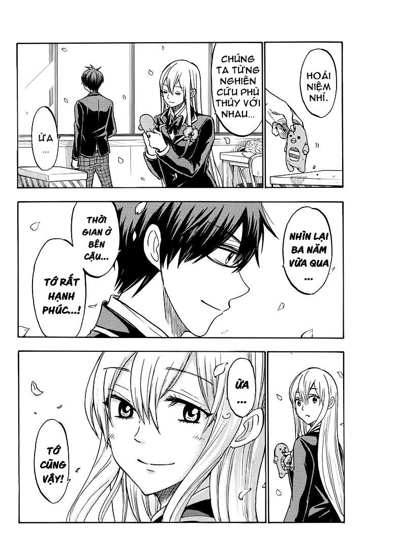 Yamada-kun to 7-nin no majo chap 183 Trang 9 - Mangak.info