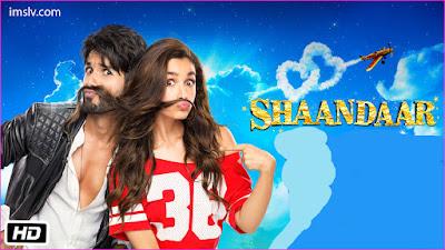 Shaandaar Shahid Kapoor