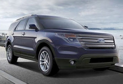 2012 Ford Explorer Release Date