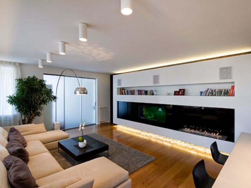Minimalist Home Interior Decor Design Idea