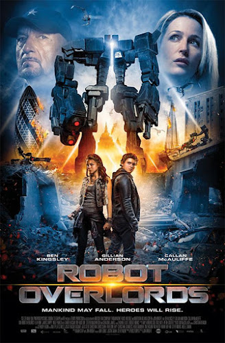 Robot Overlords (BRRip 720p Ingles Subtitulada) (2014)