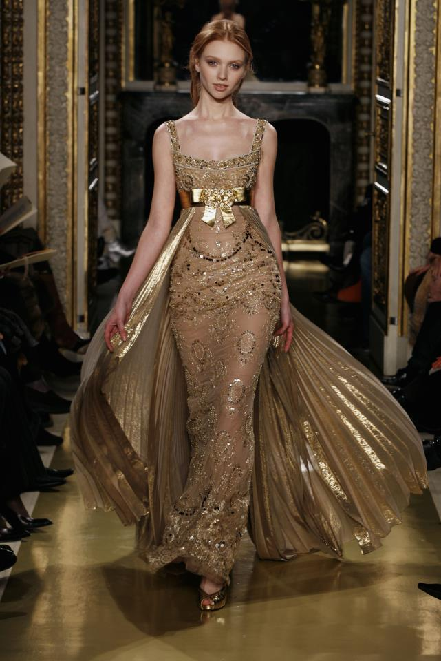1001 fashion trends zuhair murad haute couture dresses for Summer haute couture