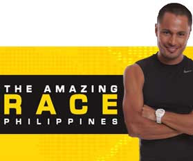The Amazing Race Philippines - 18 November 2012