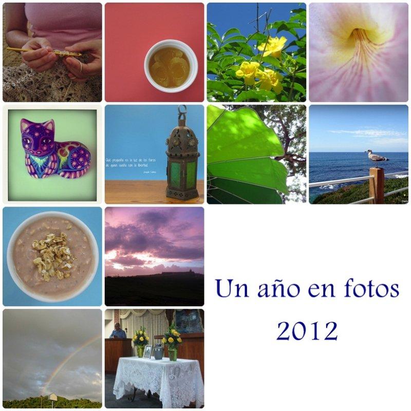 2012 en fotos