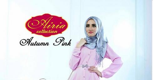 Koleksi contoh dress muslim anggun untuk pesta model ...