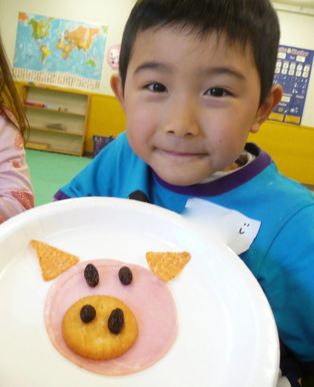 farm animal snacks for preschoolers new international school pig snack for preschoolers 905