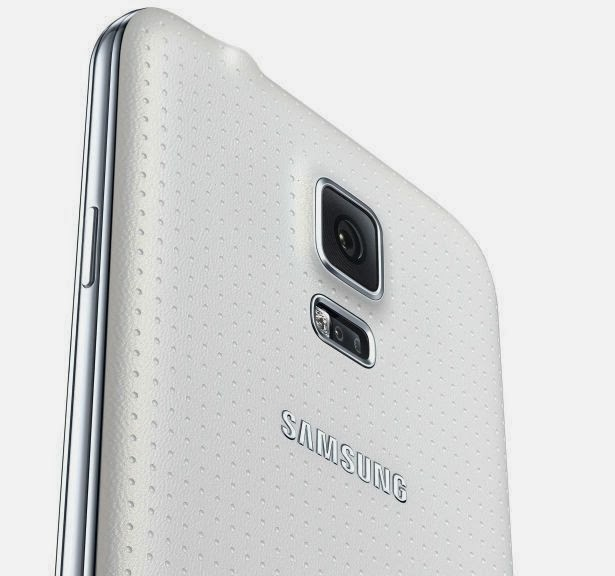 Textura do Samsung Galaxy S5 - 615x576