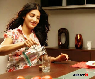 Shruti Haasan Is Starring In 'Gabbar Singh 2' Film