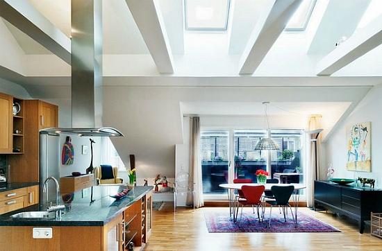 March 2012 for Lavish interior design