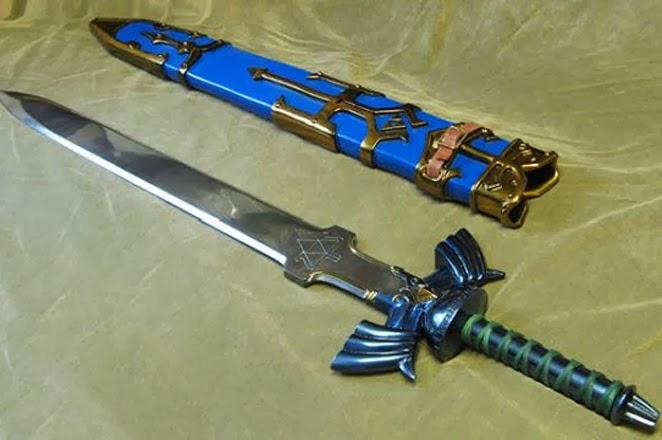 Hombre Herido por Master Sword