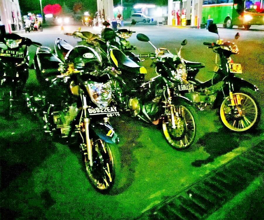 Modifikasi Motor Jupiter mx 2010 Modifikasi New Jupiter mx 2013